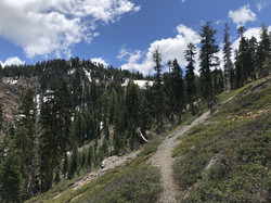 Sierra Buttes Lookout