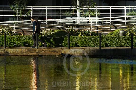 10 - Brentford Lock