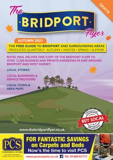 Bridport Autumn 2021 Official Flyer