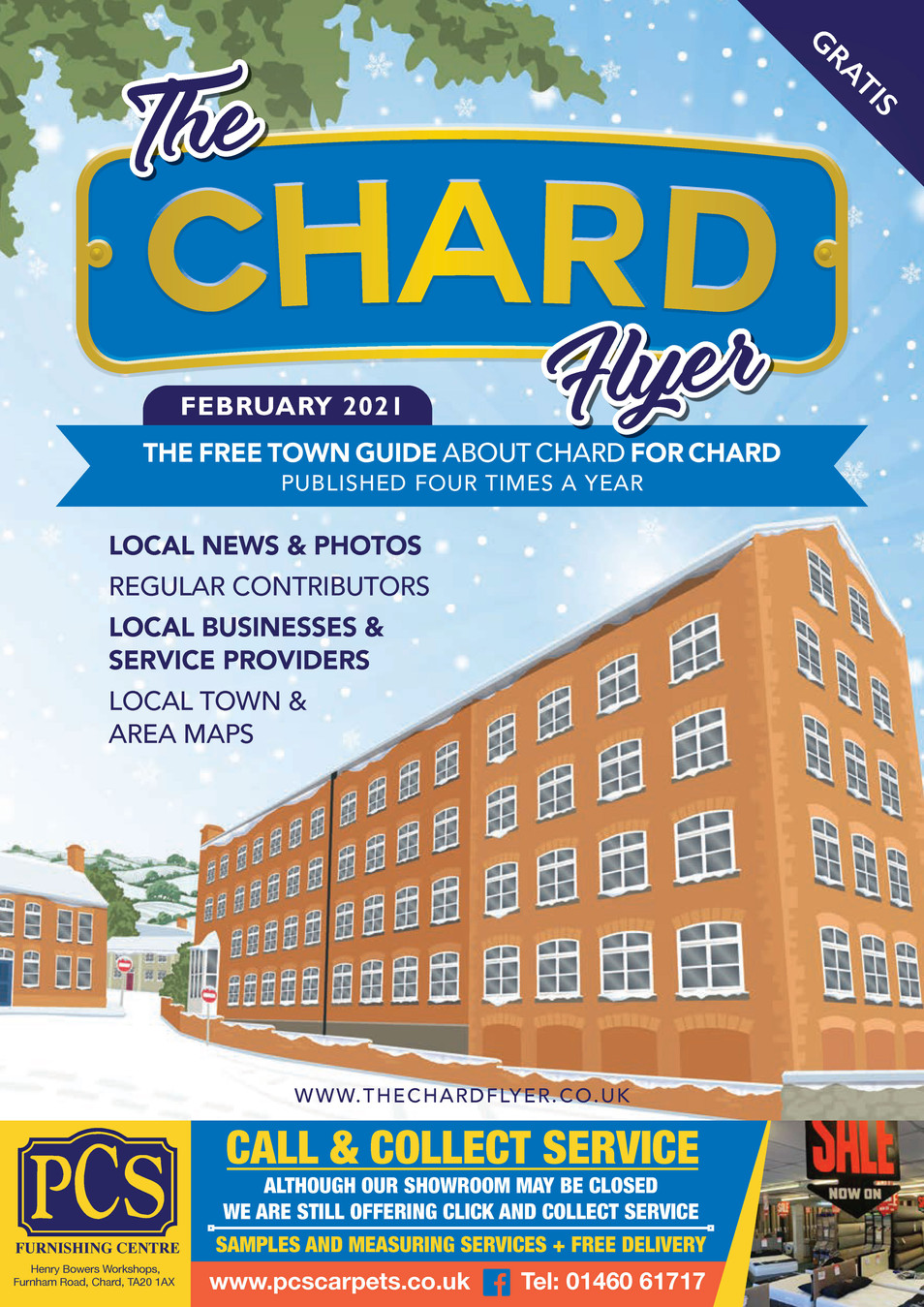 The Chard Flyer - Edition 14 Winter 2021