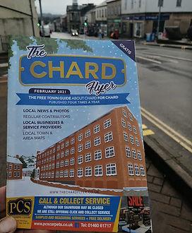 Chard Flyer - Winter 2021 (Advertising)