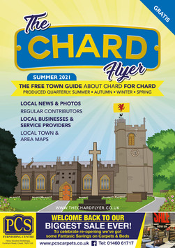 Chard Flyer Summer 2021