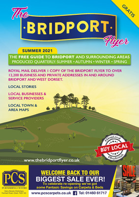 Bridport Summer 2021 Official Flyer