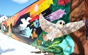 STREET ART + FOOD: Lawtown Edition