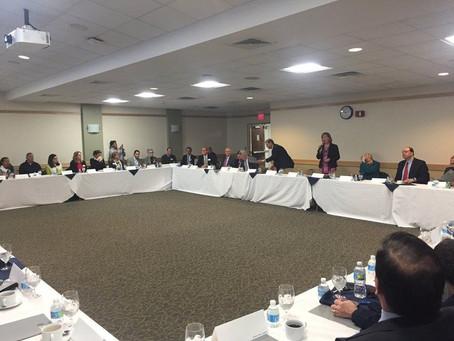 Leaders, legislators talk economic growth in Lawrence