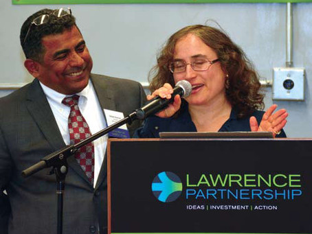 Lawrence Partnership Launch​