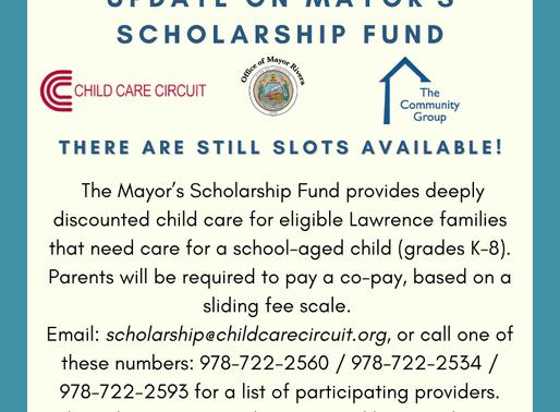 Rivera unveils $400K child care fund