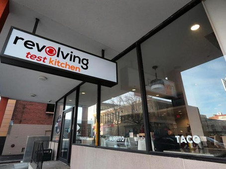 Lawrence gives entrepreneurs a hand in the kitchen