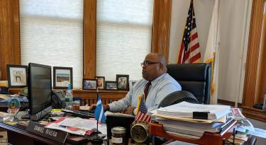Mayor Dan Rivera To Lawrence, One Year After Disaster: 'Keep Fighting'