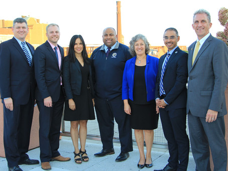 NECC and Lawrence Partnership Welcome New Lawrence Superintendent