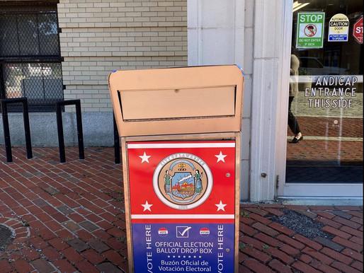 Early Voting has begun in Lawrence! Voto Temprano ha comenzado en Lawrence!