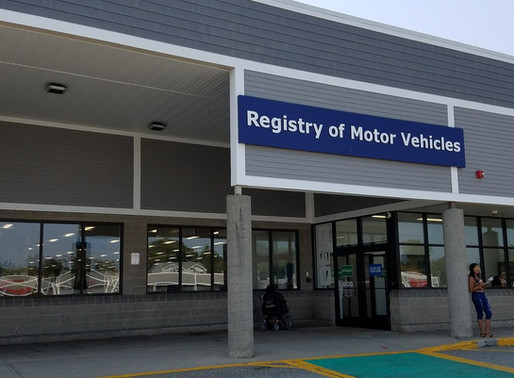 Massachusetts Registry of Motor Vehicles (RMV) Implementing Further Extensions