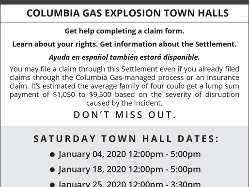 Lawyers in gas disaster suit to host 1:1 sessions to help fill out settlement claims