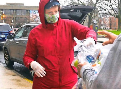 Grab and don't go hungry: YMCA's free meal program, pantry, feed the growing need