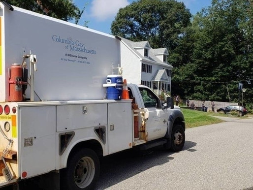 Lawrence Residents Allowed To Return Home Following Gas Leak