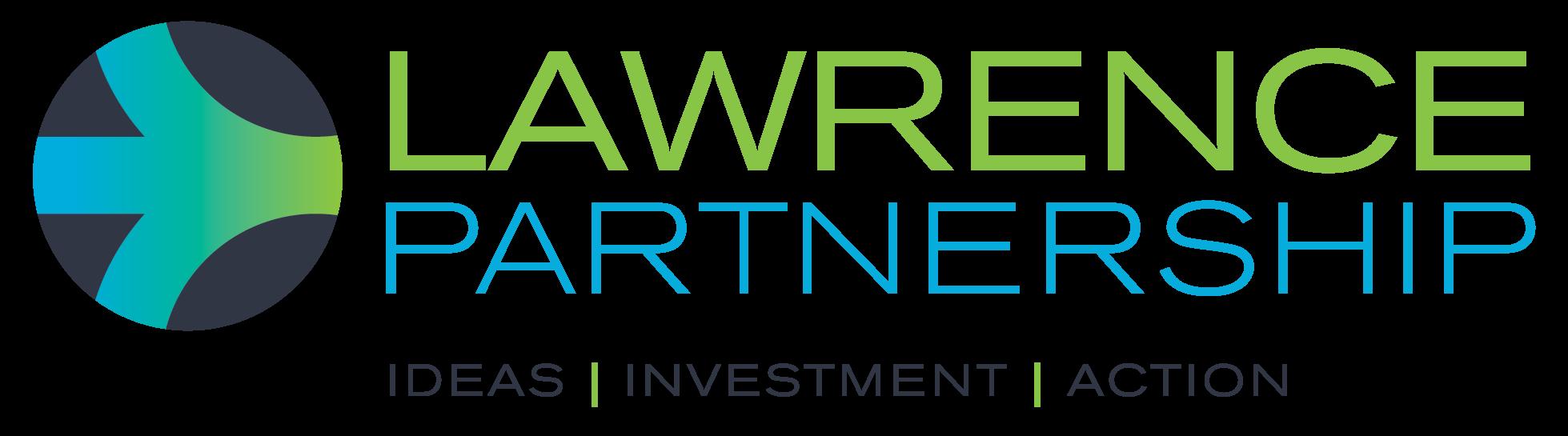 Image result for lawrence partnership logo