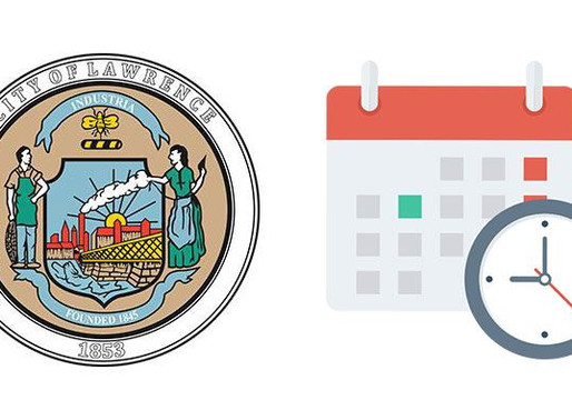 Lawrence City Hall to Reopen Monday, July 13 by Appointment