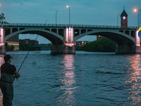 Iluminacion Lights Up Lawrence To Highlight Revitalization