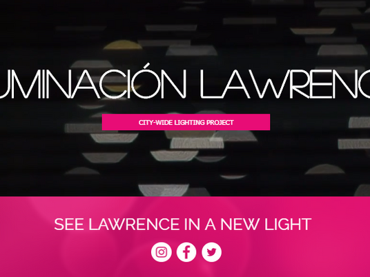 Community-wide project launched to light up Lawrence
