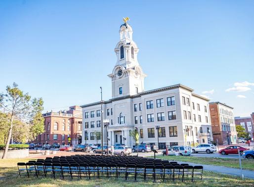 Realizan homenaje a personas fallecidas por COVID-19 en Lawrence