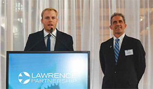 Lawrence Partnership convenes hundreds of regional stakeholders for third Annual Event