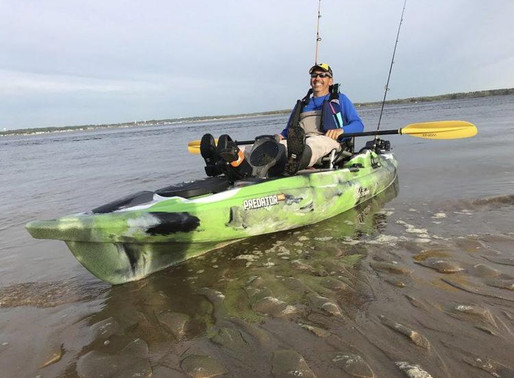 Watershed Council president aims to sharpen focus: Plans 117mile kayak trip to raise awareness of Me