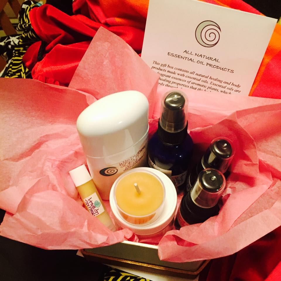 Aromatherapy Package by Julie Todd