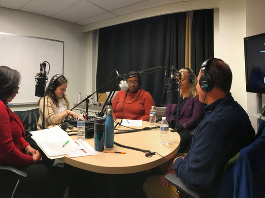 Iluminacion Lawrence featured on podcast