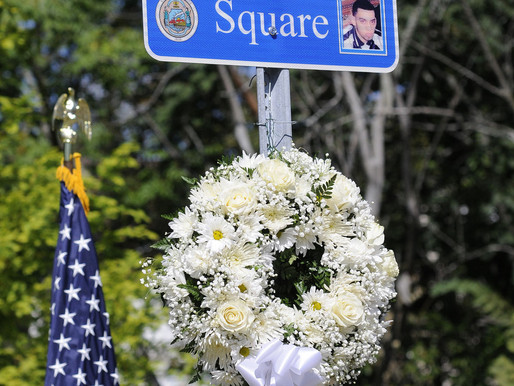 Forever remembered: Corner dedicated to Lawrence teen killed in gas disaster