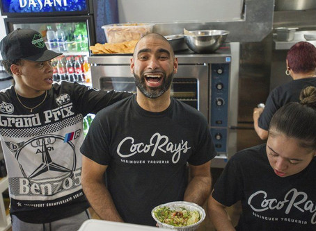 CocoRay's opens restaurant in Lawrence