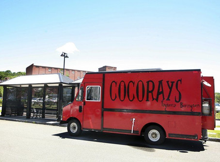 Moveable feasts - Food truck park opens in Lawrence