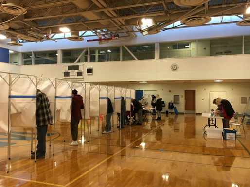 Election Day across Merrimack Valley features masks, social distancing and strong turnout