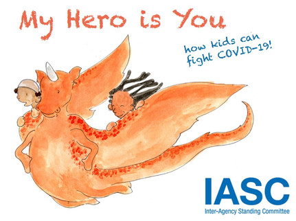 """My Hero is You"" Book"
