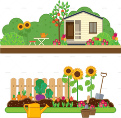 Nature and Garden activities for home! via Groundwork Somerville