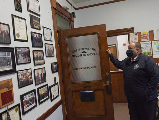 Looking back on a legacy - Mayor Daniel Rivera steps down after 7 years