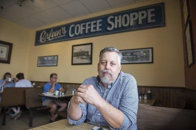 Microcosm of a crisis: Longtime successful coffee shop struggles to stay afloat