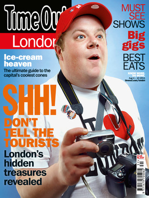 Gareth Mason - Time Out Front Cover