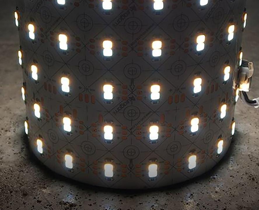 Auragami from Applelec Lighting light pa