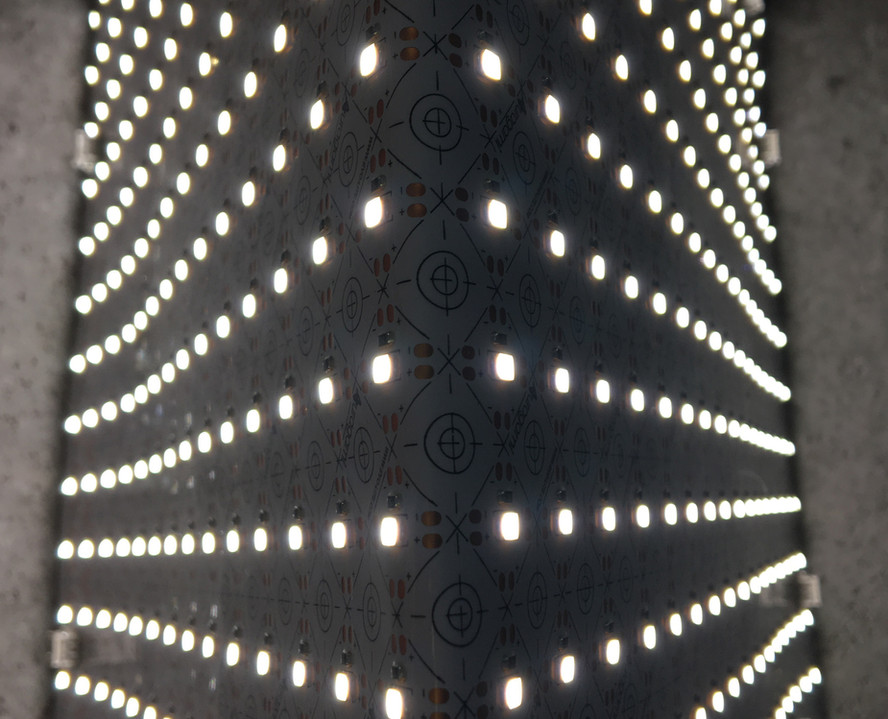 Auragami from Applelec Lighting flexible