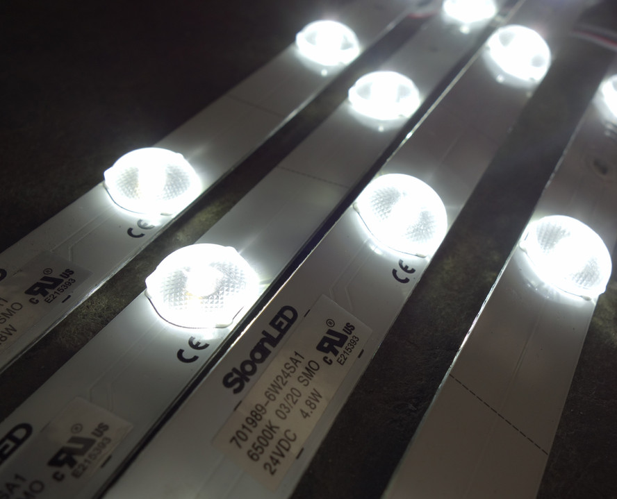SloanLED LED soltuion from Applelec Lighting