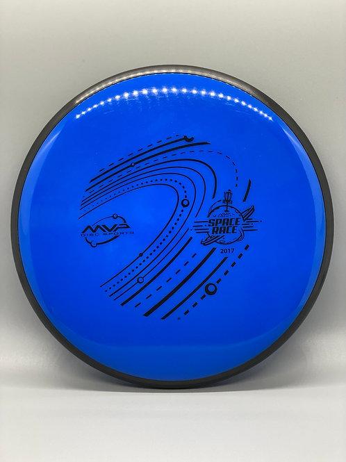 177g Blue Space Race Neutron Vertex