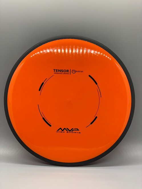 164g Orange Neutron Tensor
