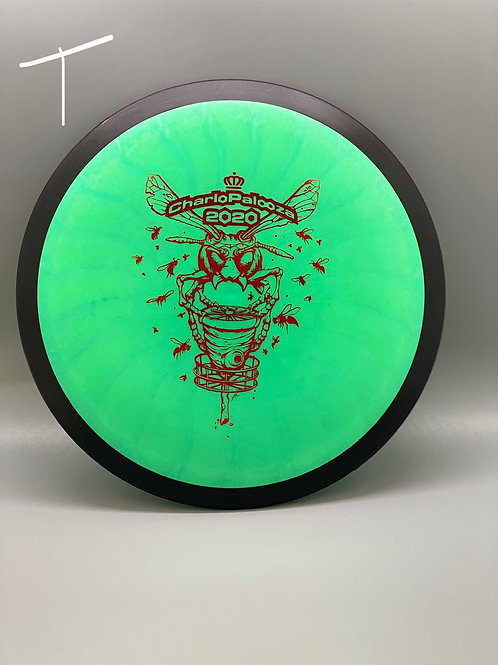 174g Green CP Fission Wave