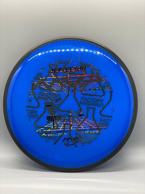 173g Blue Misprint Neutron Deflector
