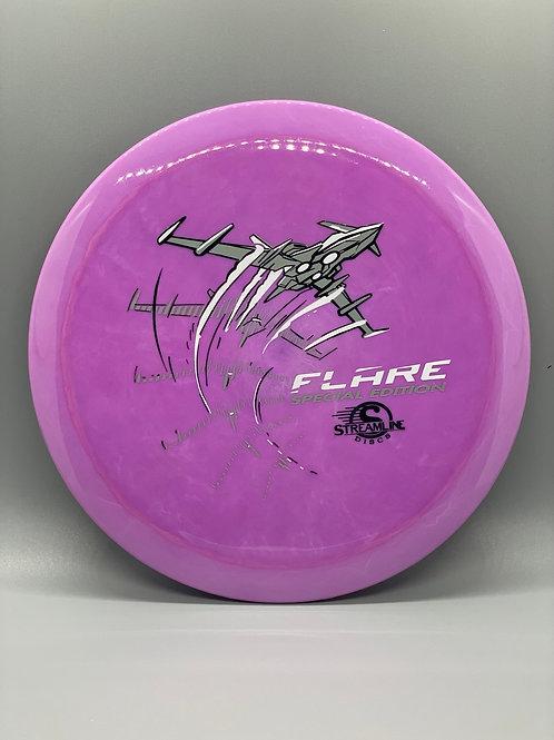 174g Purple Neutron Flare