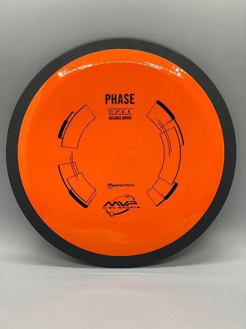 168g Orange Neutron Phase