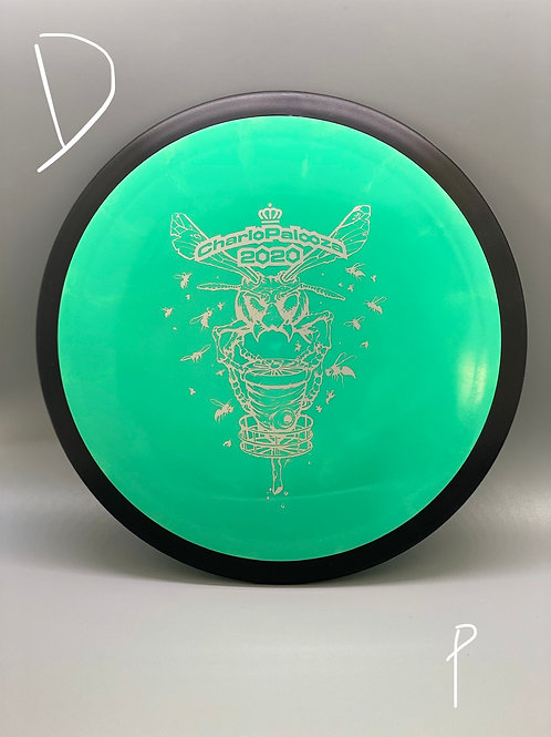 146g Green CP Fission Photon
