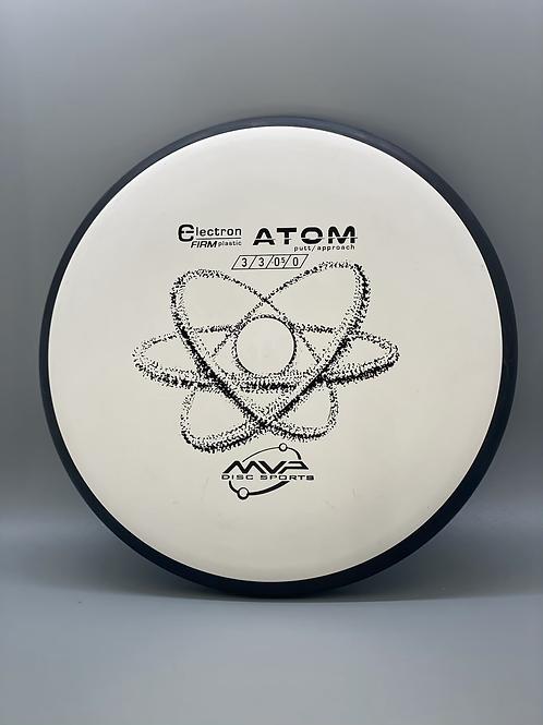 173g White Firm  Electron Atom