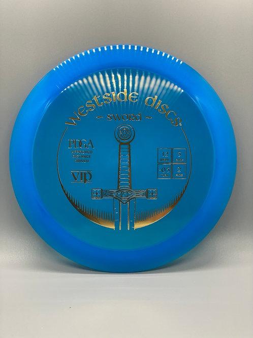 170g Blue VIP Sword