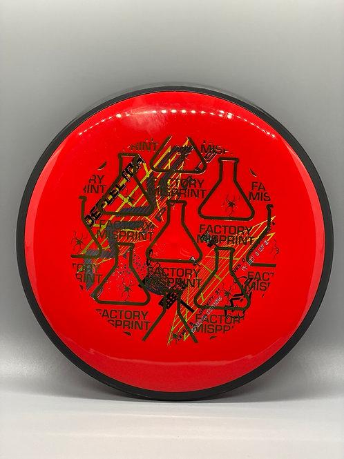 174g Red Misprint Neutron Deflector